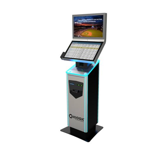 Sports Betting Kiosks & Self Service Gaming Terminals | KIOSK