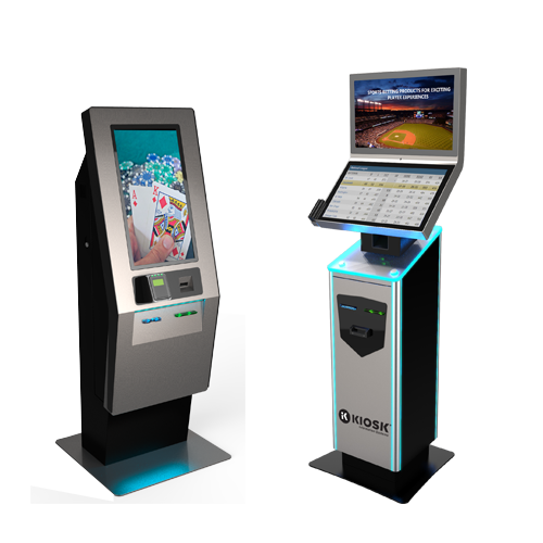 Gaming Kiosks, Sports Betting Kiosks
