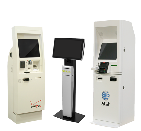 Leading Bill Payment & Financial Kiosk Systems Manufacturer