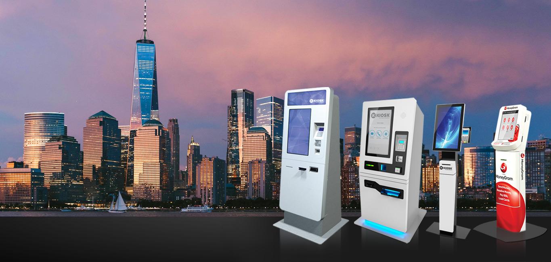 Self-Service Payment Kiosks