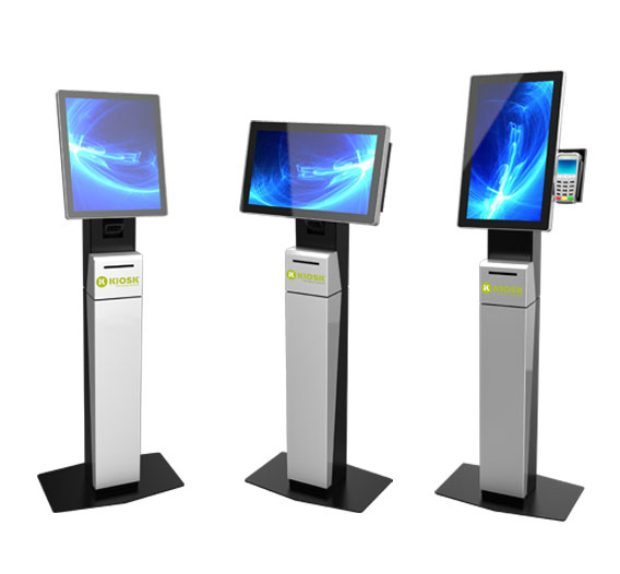 Apex kiosk series, QSR