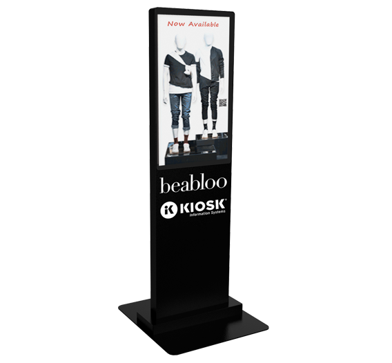 Beabloo Partnership Kiosk