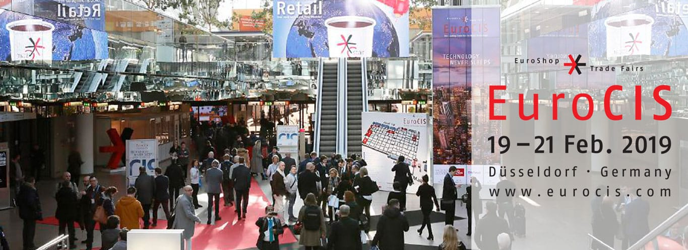 Kiosk Information Systems at EuroCIS 2019