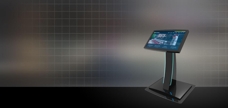 The Broadcast Kiosk Model