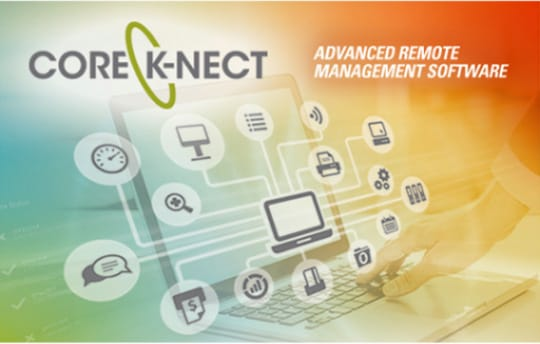Kiosk Core K-Nect Advanced Remote Management Software