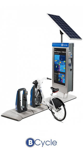 Kiosk Market Solutions BCycle