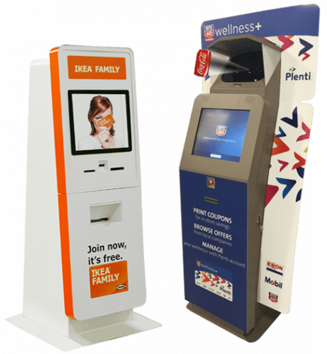 Kiosk Market Solutions Loyalty Kiosks