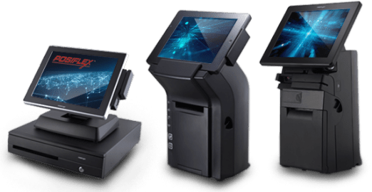Kiosk Market Solution POS Touch Screen Terminals and Tablets