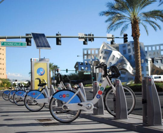 Market Solutions Bike Share Kiosks