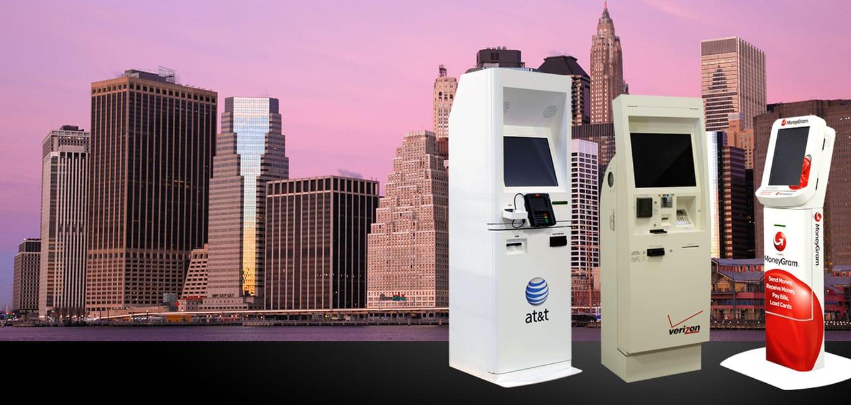 Kiosk Market Solutions Bill Payment & Financial Kiosks