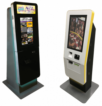 automated payout machines betting terminals at lax