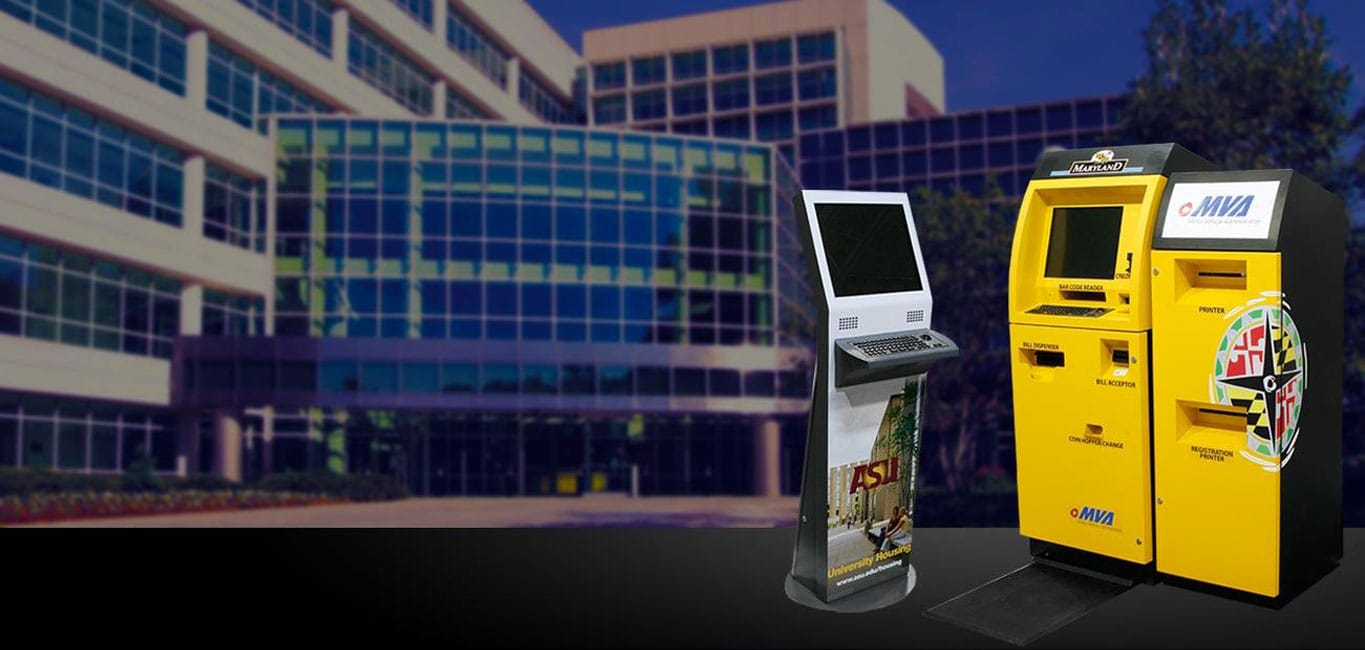 Kiosk Market Solutions Government Kiosks