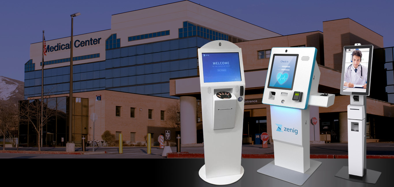 Kiosk Market Solutions Healthcare Kiosks