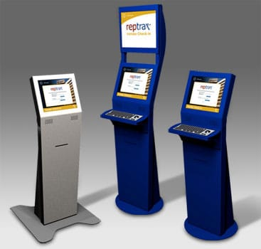 Kiosk Market Solutions Vendor Check-in