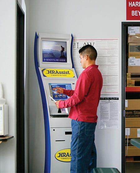 Kiosk Market Solutions HR Kiosk Solutions