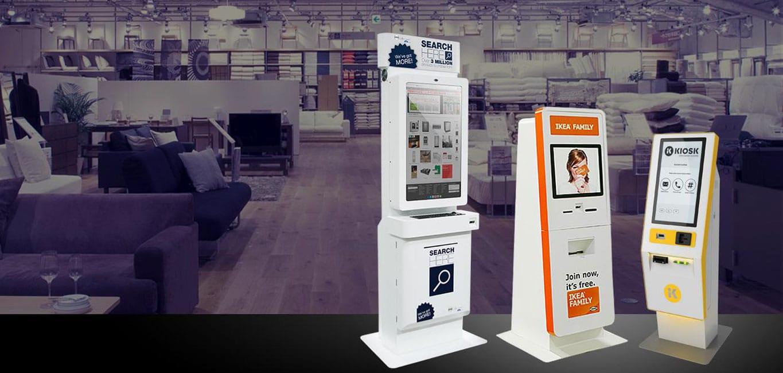 Kiosk Market Solutions Retail Kiosks