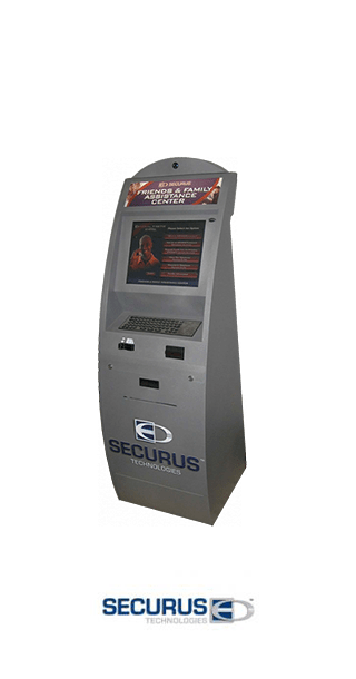 Kiosks for DMV, Corrections & Inmates - Government Kiosk Systems