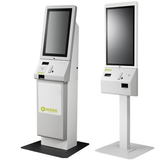 Kiosk Market Solution Standard Order Entry Kiosk