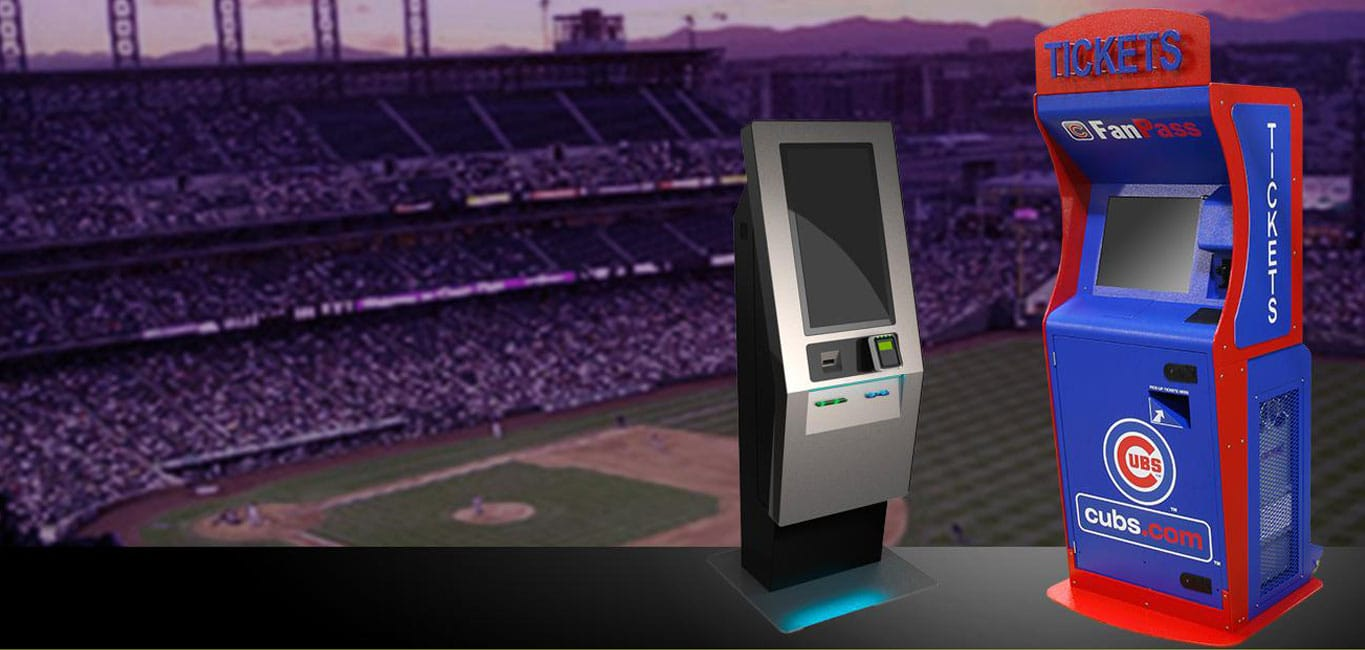 Kiosk Market Solutions Ticketing and Check In Kiosks