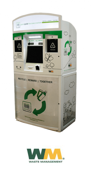 Kiosk Waste Management