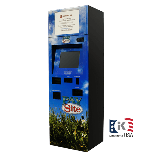 Outdoor Element Kiosk