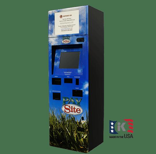 Outdoor Element Kiosk
