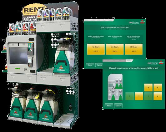 Kiosk Rental Solutions