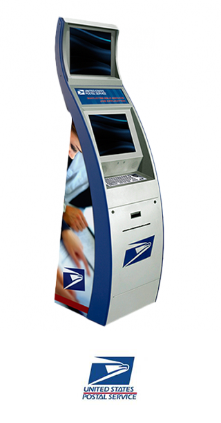 Kiosk Thinman USPS