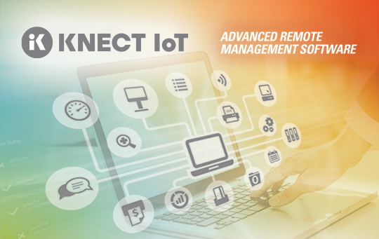 KNECT IoT Remote Management